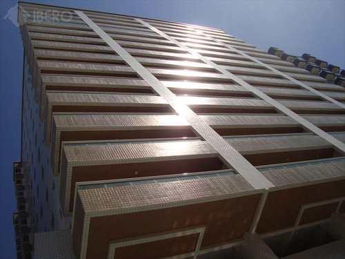 Apartamento, código 403 em Praia Grande, bairro Guilhermina
