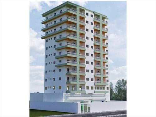 Apartamento, código 386 em Praia Grande, bairro Mirim