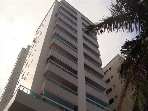 Apartamento, código 351 em Praia Grande, bairro Aviação