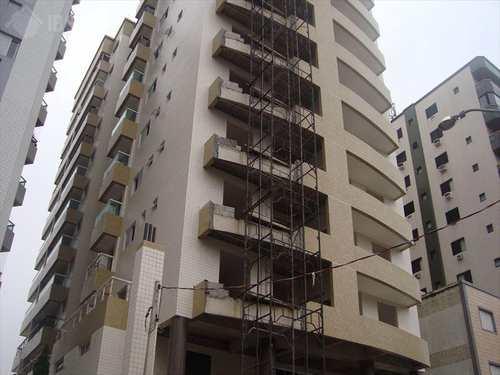 Apartamento, código 302 em Praia Grande, bairro Guilhermina
