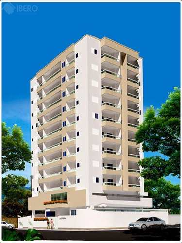 Apartamento, código 297 em Praia Grande, bairro Guilhermina