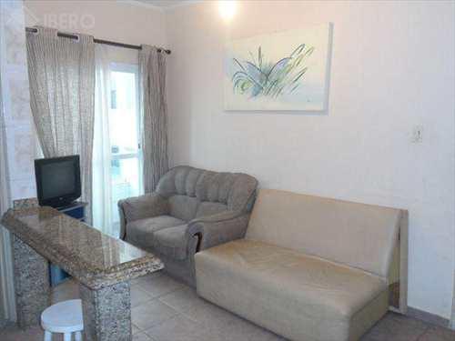 Apartamento, código 276 em Praia Grande, bairro Mirim
