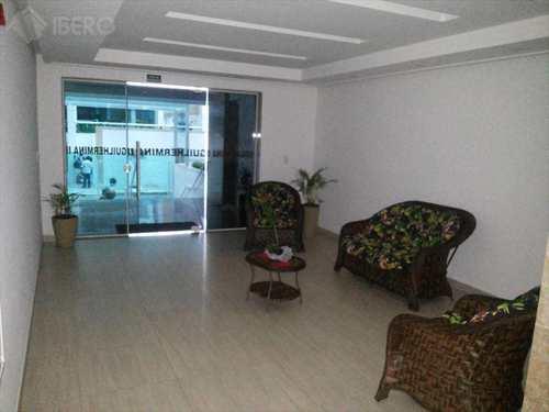 Apartamento, código 272 em Praia Grande, bairro Guilhermina