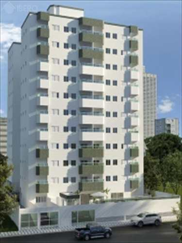 Apartamento, código 258 em Praia Grande, bairro Guilhermina