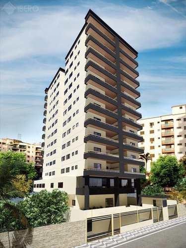 Apartamento, código 243 em Praia Grande, bairro Guilhermina