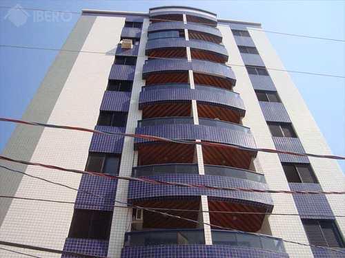 Apartamento, código 195 em Praia Grande, bairro Ocian