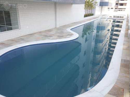 Apartamento, código 168 em Praia Grande, bairro Ocian