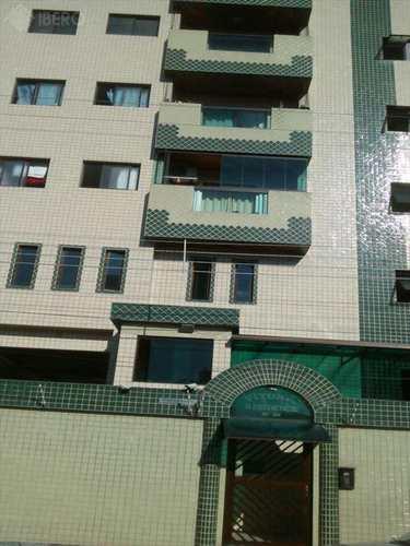 Apartamento, código 167 em Praia Grande, bairro Guilhermina