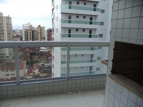 Apartamento, código 163 em Praia Grande, bairro Ocian