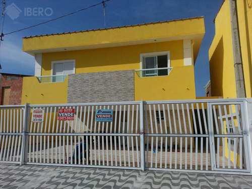 Casa, código 147 em Praia Grande, bairro Melvi