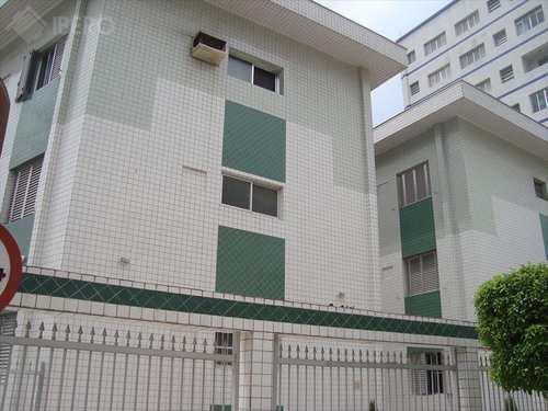Apartamento, código 136 em Praia Grande, bairro Boqueirão
