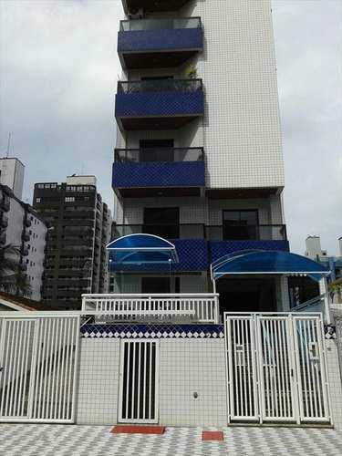 Apartamento, código 130 em Praia Grande, bairro Guilhermina