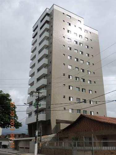 Apartamento, código 127 em Praia Grande, bairro Mirim