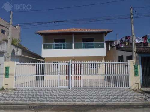 Casa, código 128 em Praia Grande, bairro Quietude