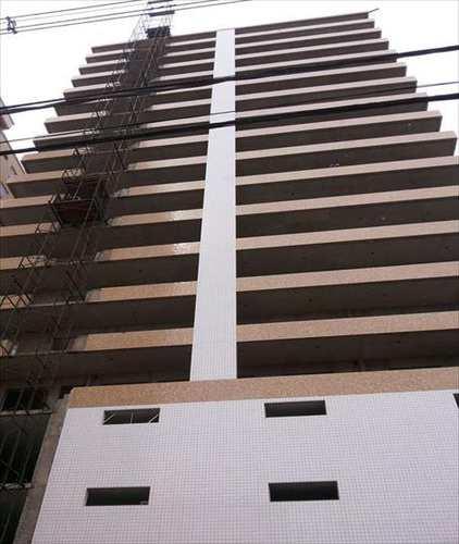 Apartamento, código 115 em Praia Grande, bairro Guilhermina