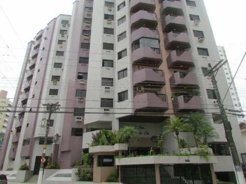Apartamento, código 733 em Praia Grande, bairro Guilhermina