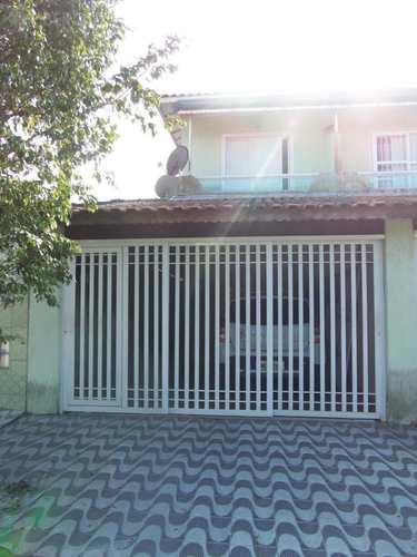 Casa, código 816 em Praia Grande, bairro Mirim