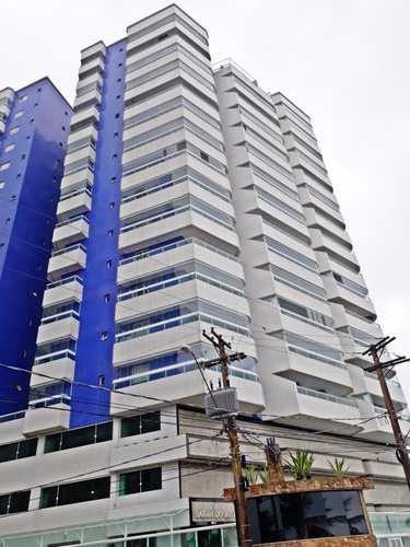 Apartamento, código 827 em Praia Grande, bairro Caiçara