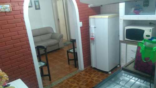 Apartamento, código 836 em Praia Grande, bairro Boqueirão