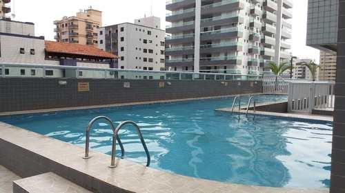 Apartamento, código 837 em Praia Grande, bairro Ocian