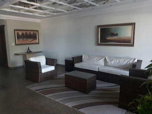 Apartamento, código 855 em Praia Grande, bairro Aviação