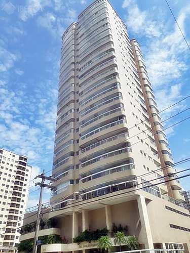 Apartamento, código 873 em Praia Grande, bairro Aviação