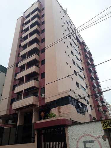 Apartamento, código 897 em Praia Grande, bairro Guilhermina