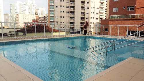 Apartamento, código 970 em Santos, bairro Embaré
