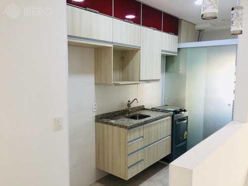 Apartamento, código 1098 em Praia Grande, bairro Ocian