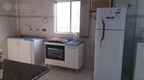 Apartamento, código 1255 em Praia Grande, bairro Guilhermina