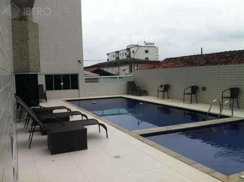 Apartamento, código 1464 em Praia Grande, bairro Guilhermina