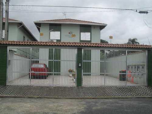 Casa de Condomínio, código 1470 em Praia Grande, bairro Vila Sônia