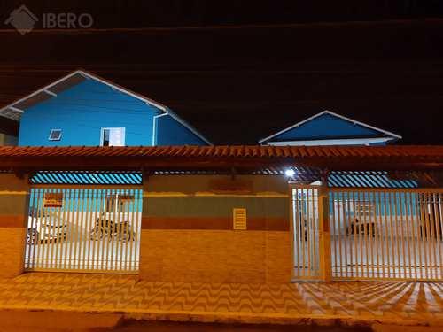Casa de Condomínio, código 1503 em Praia Grande, bairro Sítio do Campo