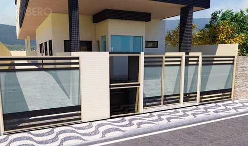 Apartamento, código 1616 em Praia Grande, bairro Boqueirão