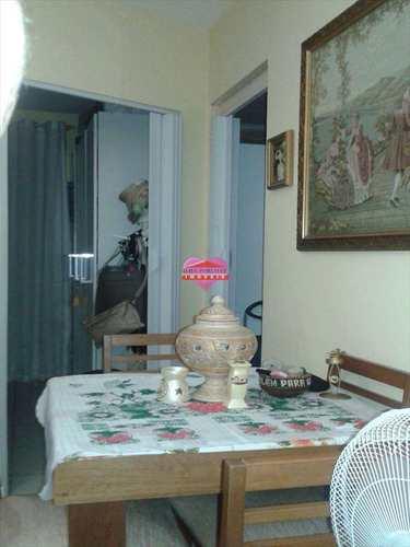 Sala Living, código 637 em São Vicente, bairro Centro