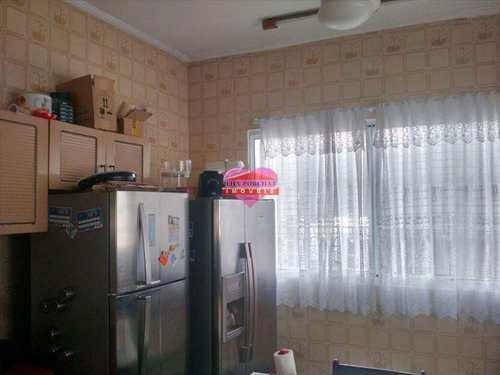 Casa, código 620 em São Vicente, bairro Jardim Independência