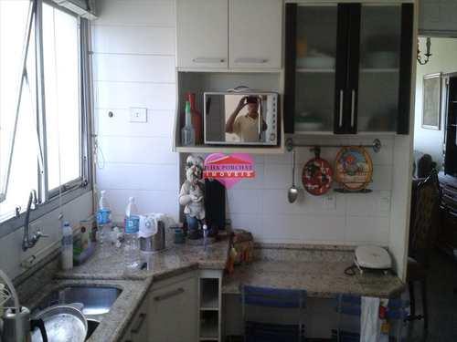 Apartamento, código 449 em São Vicente, bairro Itararé