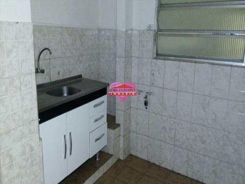 Sala Living, código 563 em São Vicente, bairro Centro