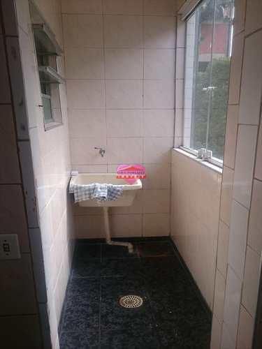 Apartamento, código 507 em São Vicente, bairro Centro