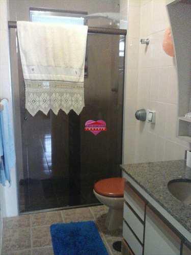 Apartamento, código 438 em São Vicente, bairro Itararé