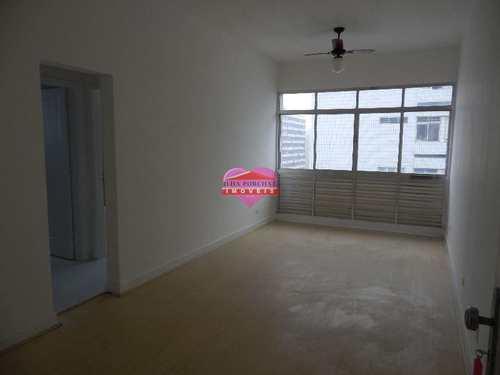 Apartamento, código 372 em São Vicente, bairro Centro