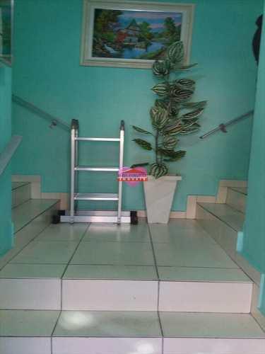 Sala Living, código 568 em São Vicente, bairro Centro