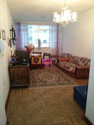 Apartamento, código 328 em São Vicente, bairro Centro