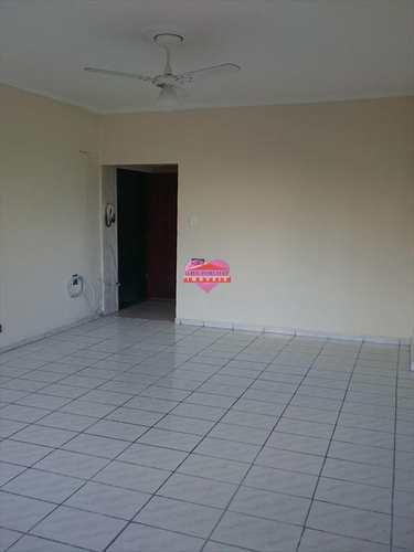 Sala Living, código 244 em São Vicente, bairro Centro