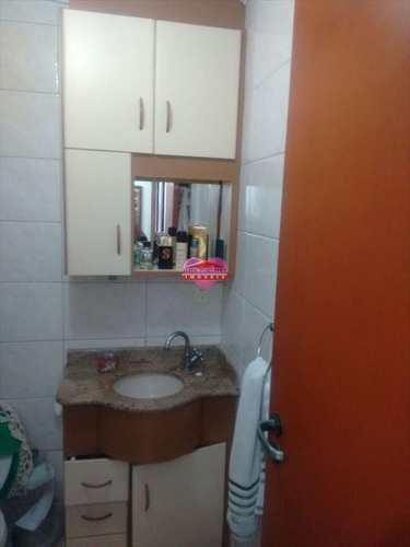 Apartamento, código 284 em São Vicente, bairro Boa Vista