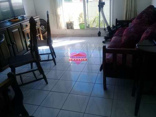 Apartamento, código 649 em São Vicente, bairro Centro