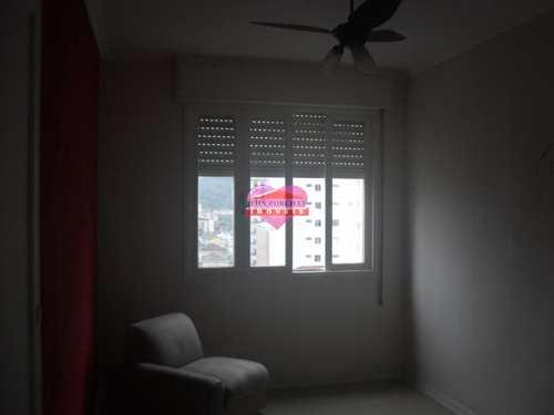 Apartamento, código 653 em São Vicente, bairro Centro