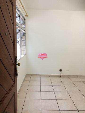 Apartamento, código 673 em São Vicente, bairro Centro