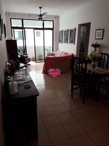 Apartamento, código 683 em São Vicente, bairro Itararé