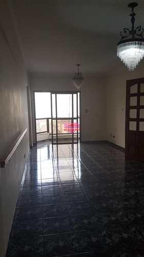 Apartamento, código 689 em São Vicente, bairro Centro
